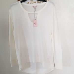 Juicy Couture Raglan Sweatshirt - Medium
